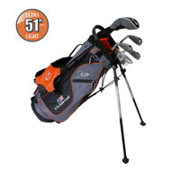 U.S. Kids Golf Ultralight - 7 Schläger-Standbag-Set