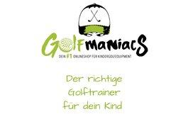 So findest du den richtigen Golftrainer für dein Kind