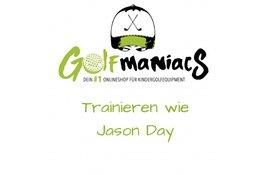 Trainieren wie Jason Day