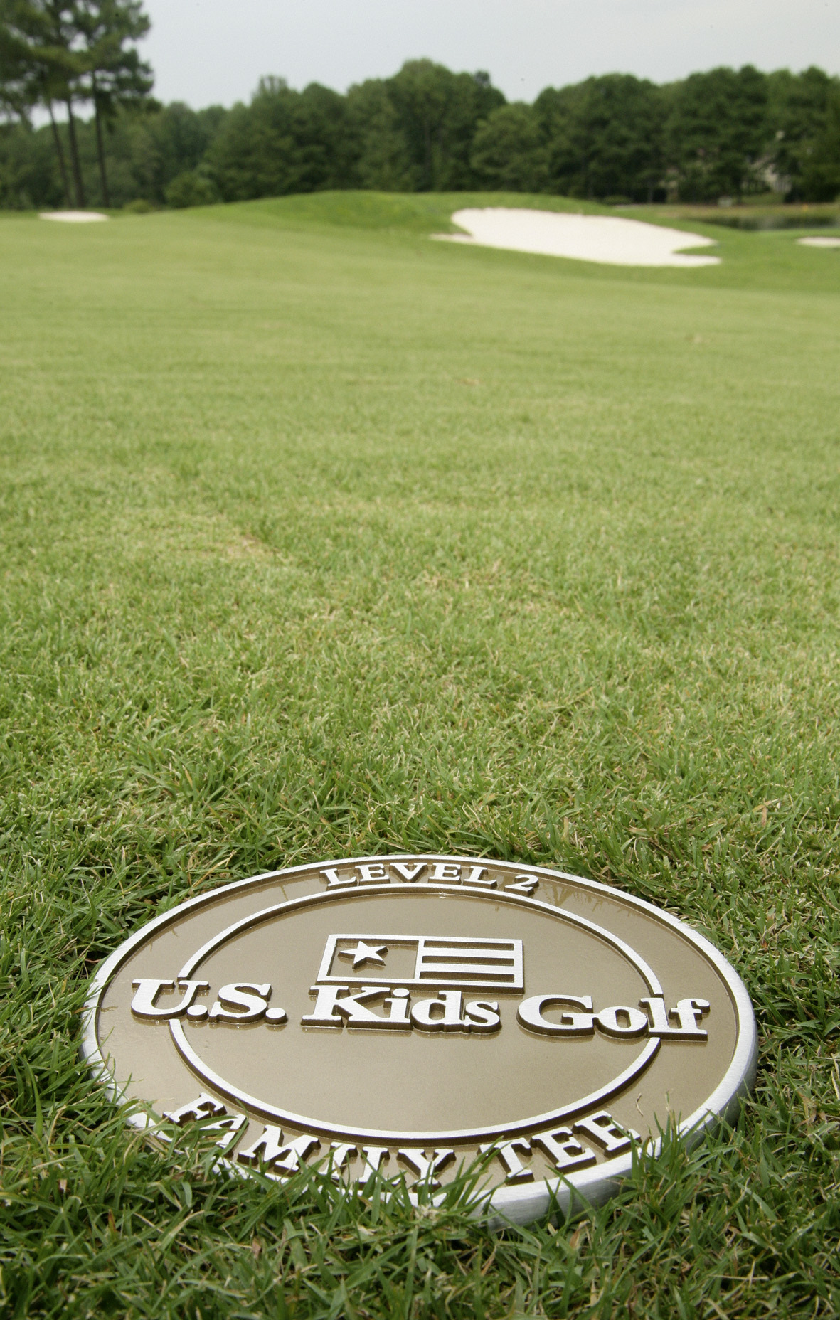US Kids Golf Family Tees