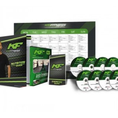 Kai Fitness for Golf 8 DVD Set Trainingsprogramm
