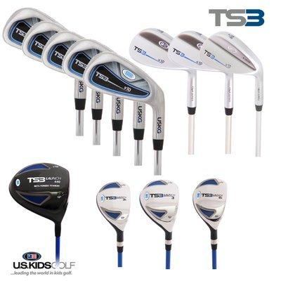 U.S. Kids Golf Tour Series 60 Einzelschläger Stahl