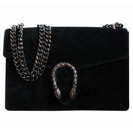 Dragon Bag Suède - Black