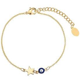 Blue Eye Bracelet