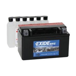Exide motoraccu YTX7A-BS (ETX7A-BS) onderhoudsvrij