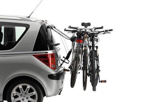 fietsdragers op achterklep