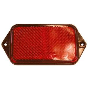 Carpoint reflectorset 95x50mm 2st rood