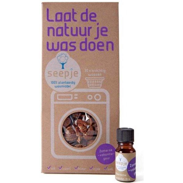 Seepje Seepje schillen lavendel wasmiddel