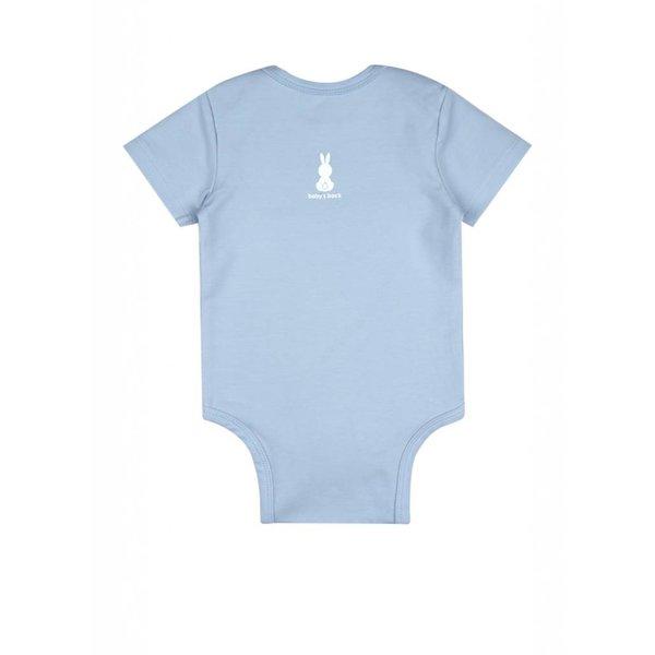 Daddy Proof Kids Wear Daddy Proof Kids Wear Romper Korte Mouw Blauw