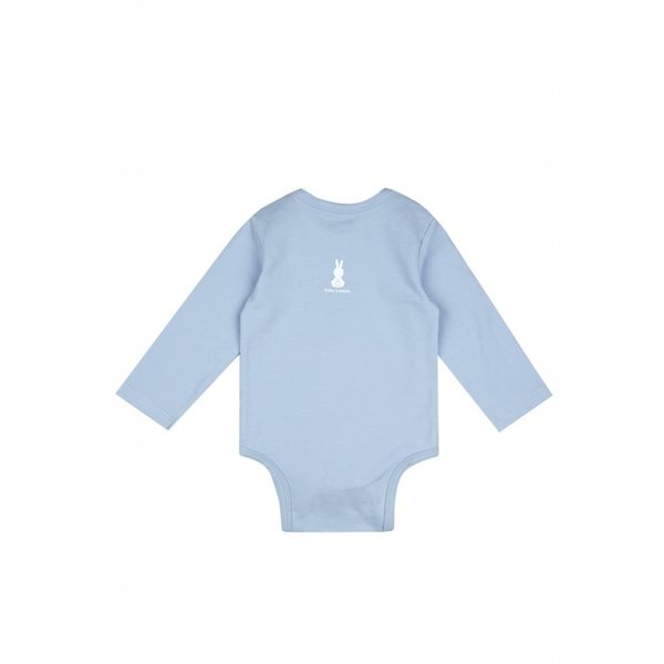 Daddy Proof Kids Wear Daddy Proof Kids Wear Romper Lange Mouw Blauw