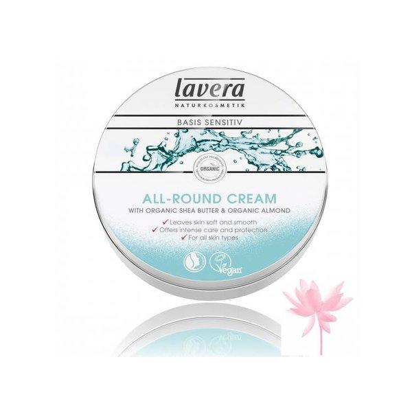Lavera Lavera Basis sensitive all round creme