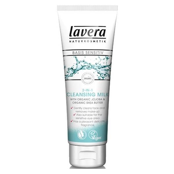 Lavera Lavera Cleansing Milk 2 in 1