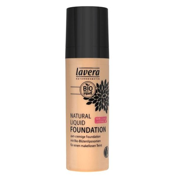Lavera Lavera Liquid foundation honey beige 04
