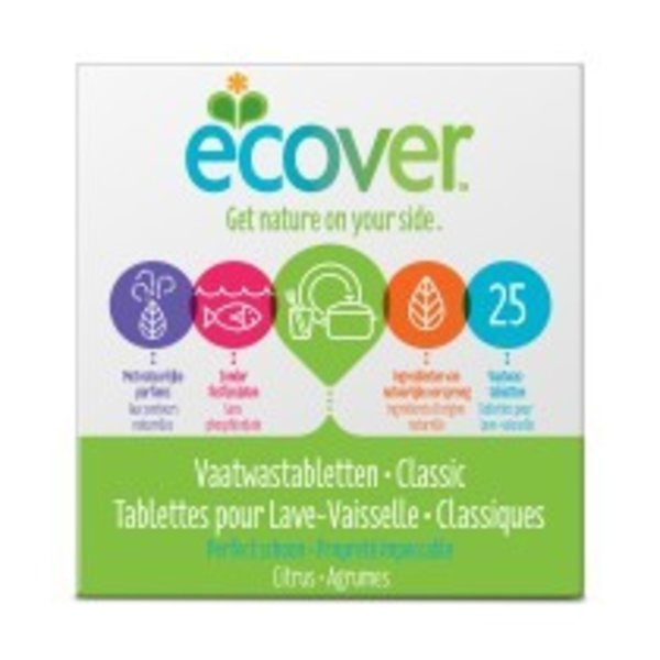 Ecover Ecover Vaatwasmachine tablet