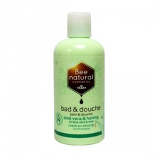 Bee Natural Bad en douche aloe vera & honing