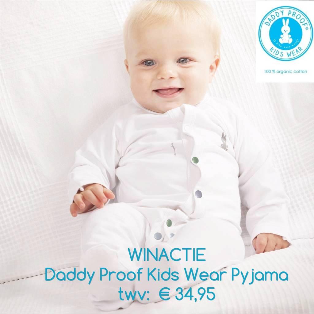 Winactie Daddy Proof Kids wear