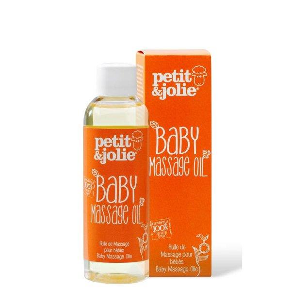 Petit et Jolie Petit & Jolie Massage Olie baby