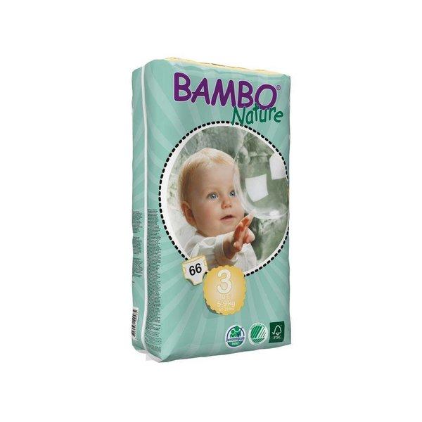 Bambo Bambo BabyLuier Maat 3 Midi 5-9 kg Tall Bag