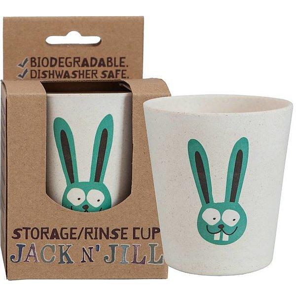 Jack N Jill Jack n Jill Bio Drinkbeker Bunny