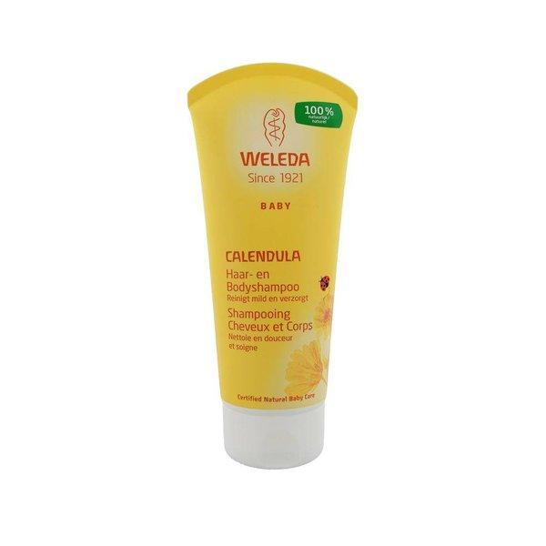 Weleda Weleda Calendula Baby Haar en Body Shampoo