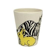 Zuperzozial Beker Hungry Zebra