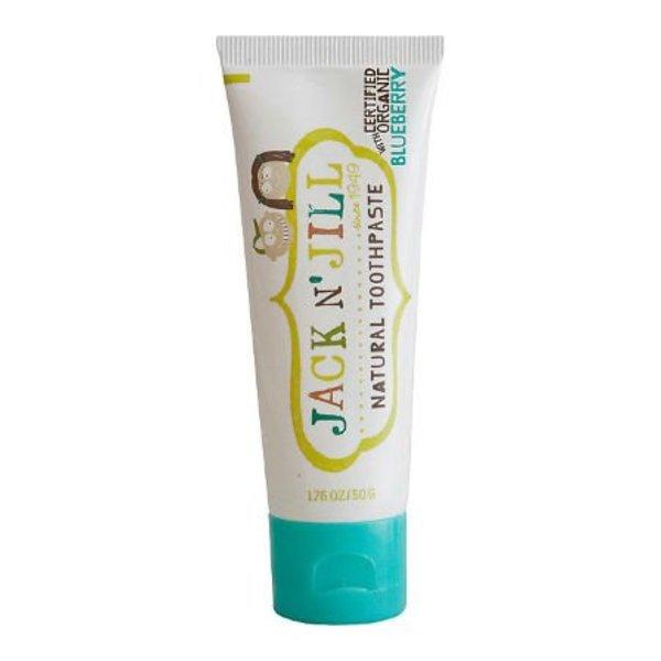 Jack N Jill Natuurlijke tandpasta bosbessensmaak