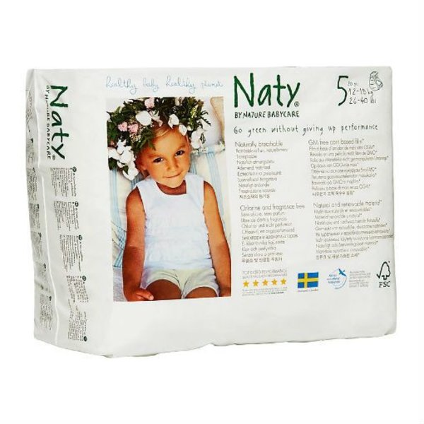 Naty By Nature Babycare Naty luierbroekjes maat 5