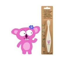 Jack N Jill Bio Kinder Tandenborstel Koala