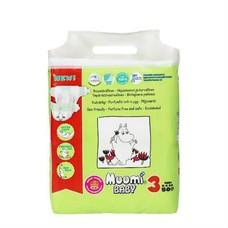 Muumi Eco baby luier maat 3 (5-8 kg)