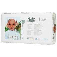 Naty Luiers Luiers 4 Maxi (7-18 kg)