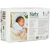 Naty Luiers Naty luiers 1 Newborn (2-5 kg)