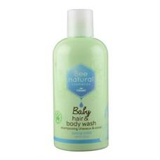 Bee Natural Hair & Body Wash Baby
