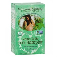 Earth Mama Angel Baby Mama to be Sampler Tea