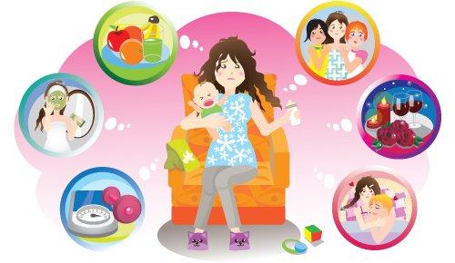 De beste 10 tips om te ontzwangeren in 6 maanden