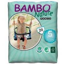 Bambo Luierbroekjes maat 5 (12-18 kg)