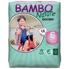 Bambo Luierbroekjes maat 6 (16-30 kg)