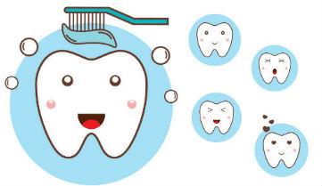 Tanden poetsen met kinderen