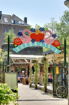 Vondeltuin Amsterdam