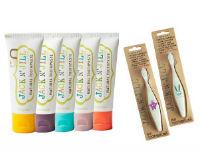 Jack N Jill natuurlijke tandpasta