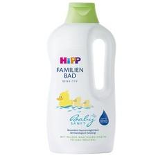 HiPP Familie badschuim 1000 ml