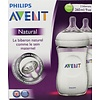 Philips Avent Zuigfles Natural 260 ml 2-pack