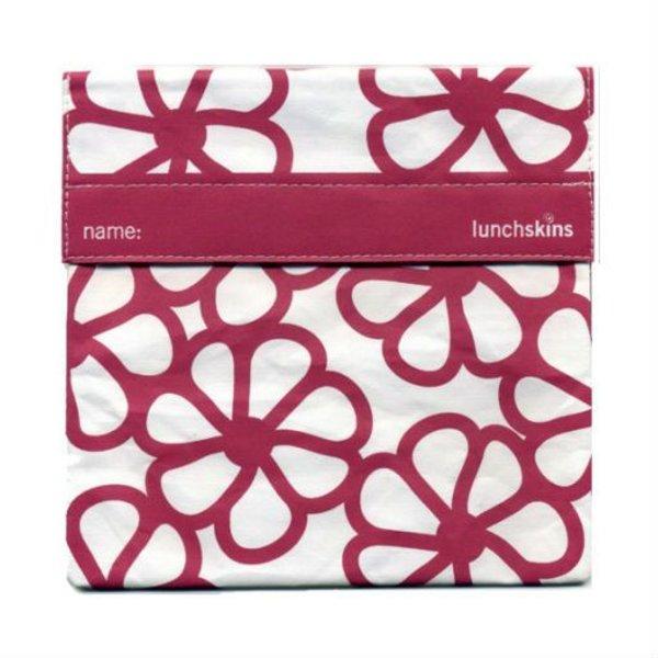 LunchSkins LunchSkin sandwich bag - Berry Flowers