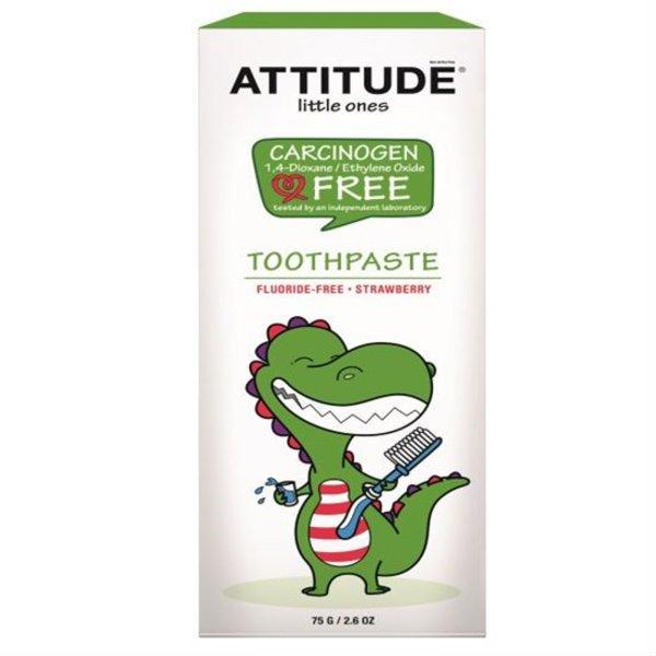 ATTITUDE ATTITUDE Tandpasta aardbei