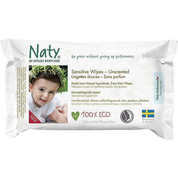 Naty Luiers Naty by Nature Billendoekjes Geurvrij