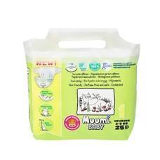 Muumi Ecologische baby luier maat 1 (2-5 kg)