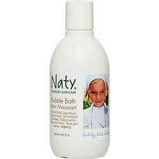 Naty By Nature Babycare Baby Bubbelbad