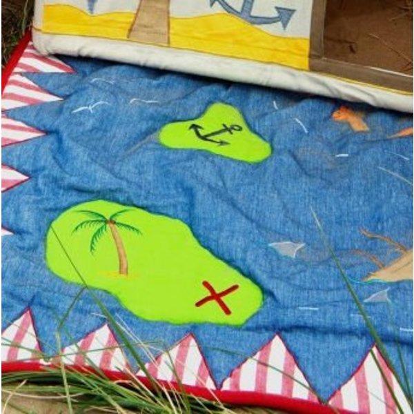 Win Green Win Green Speelkleed Piraten