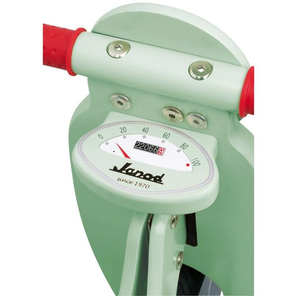 Janod Janod houten loopfiets - Scooter mint