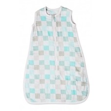 Lulujo Baby Slaapzak aqua