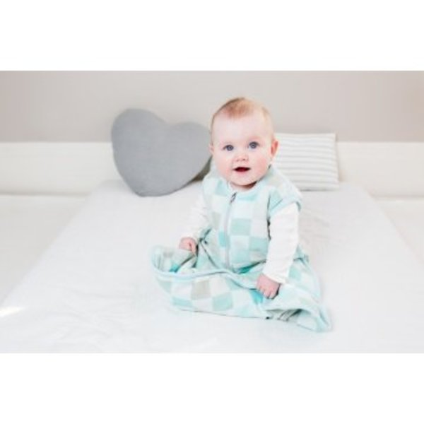 Lulujo Lulujo Baby Slaapzak aqua